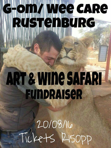 Art and Wine Safari Fundraiser